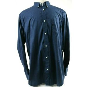 Banana Republic Mens Long Sleeves Sz 2XL Excellent